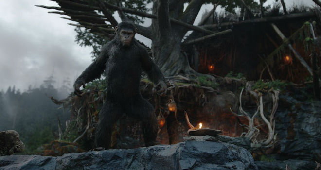 deleted alternate ending dawn of the planet of the apes