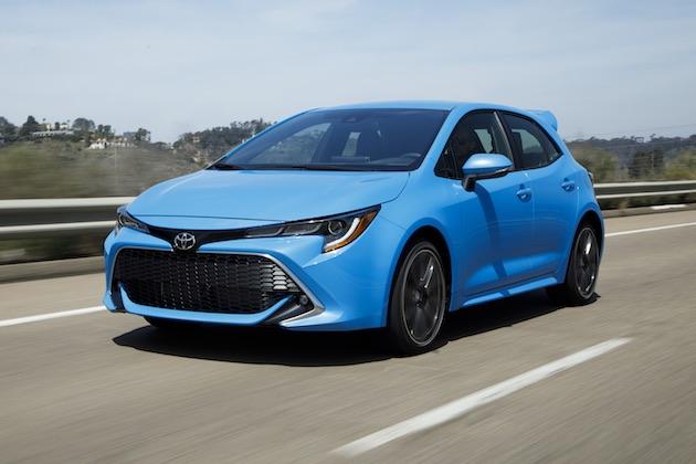 トヨタの新型「カローラ ハッチバック」、米国仕様の価格と燃費が明らかに