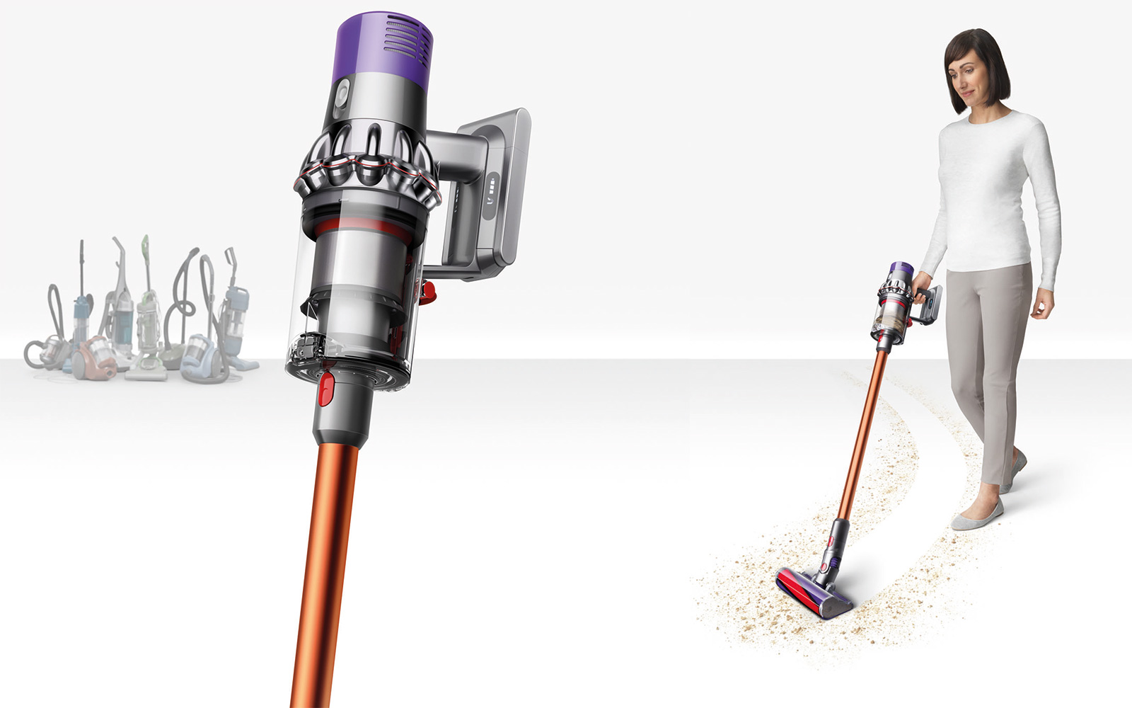 Dyson Is Trying To Put An End To Plug-In Vacuums