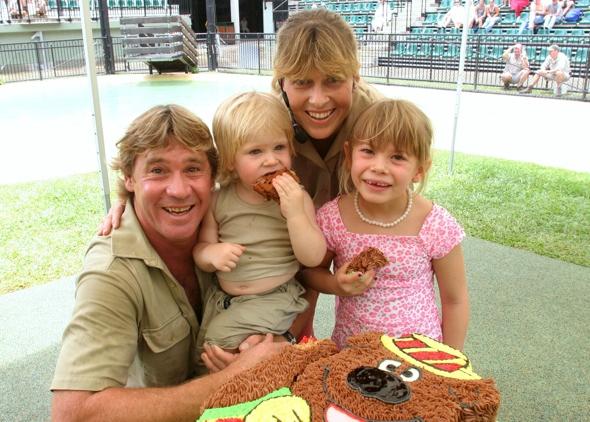Kendra Wilkinson had 'premonition' about Steve Irwin stingray death