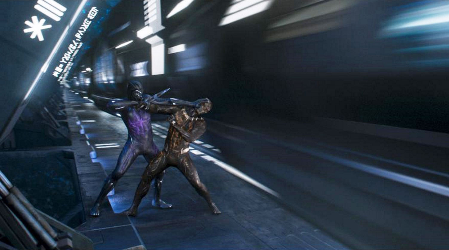 'Black Panther' is amazing. Why are its CG models so terrible?