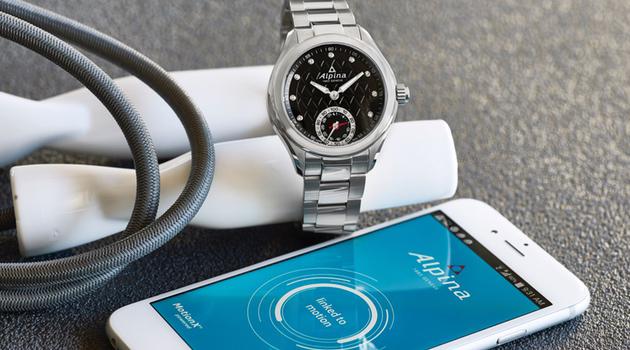 Alpina smartwatch