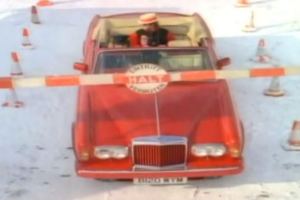 1985 Elton John Bentley for sale
