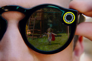 Snapchat's Spectacles are a low-risk move into wearables