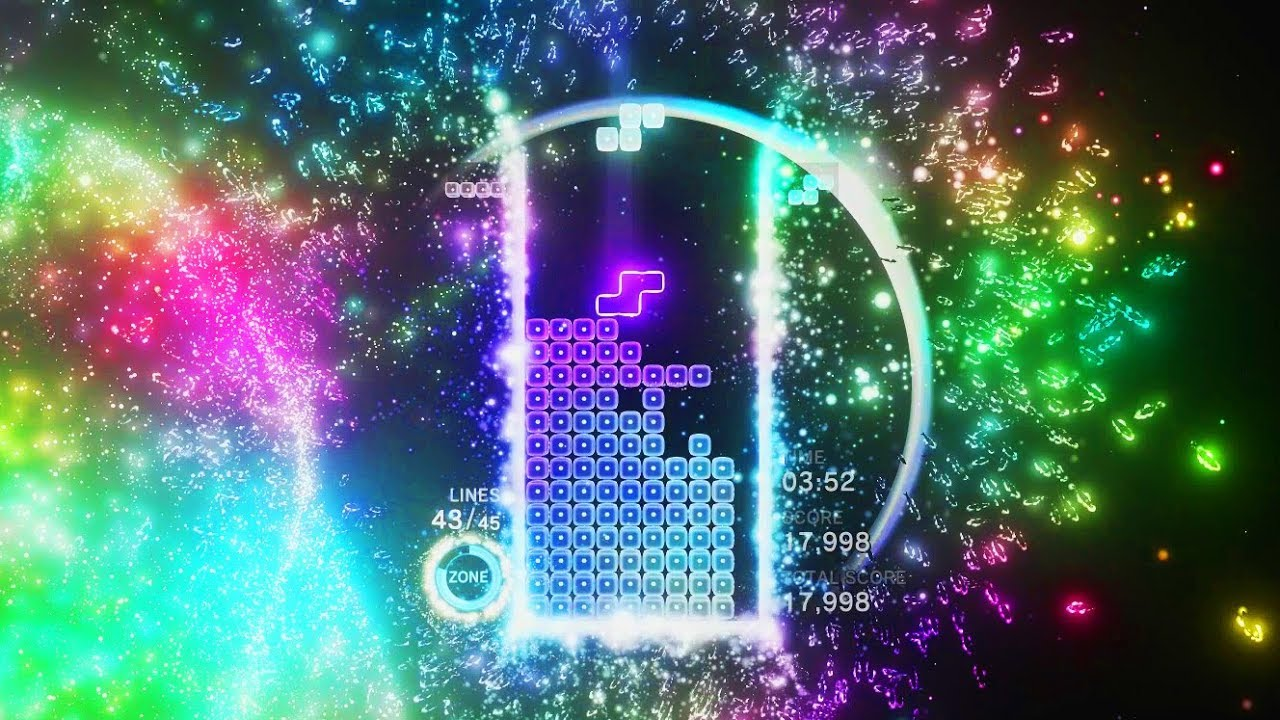 'Tetris Effect' drops a color bomb on your PS4 November 9th