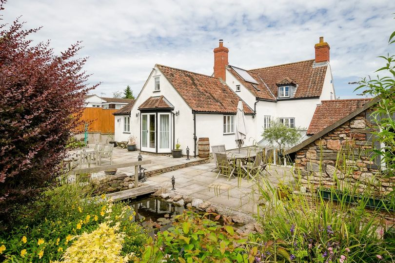 This beautiful cottage could be yours for just £2