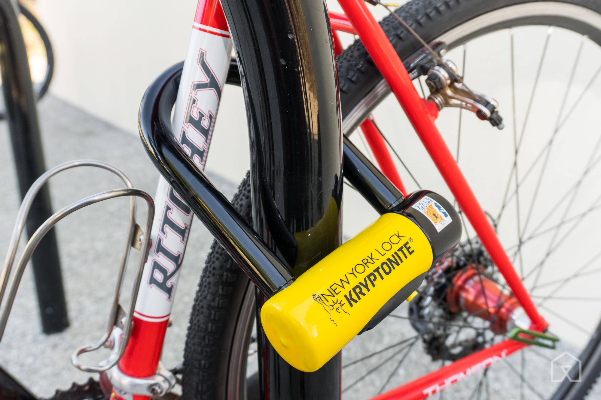 the best bike lock. Black Bedroom Furniture Sets. Home Design Ideas
