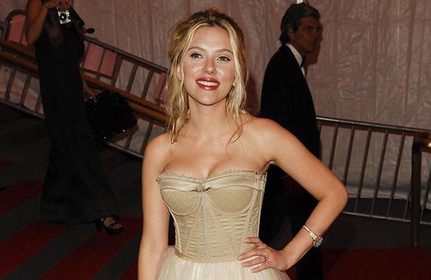 Scarlett Johansson's 10 sexiest looks