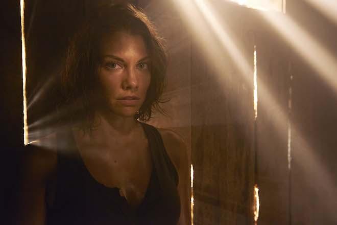 Lauren Cohen as Maggie - The Walking Dead _ Season 5, Gallery - Photo Credit: Frank Ockenfels 3/AMC