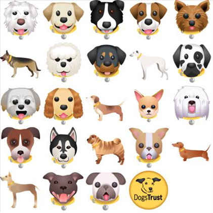 Expect These New Dog Emojis To Start Flooding Your Texts Aol News
