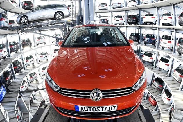 2015年上半期、フォルクスワーゲンがトヨタを抜いて販売台数世界一に