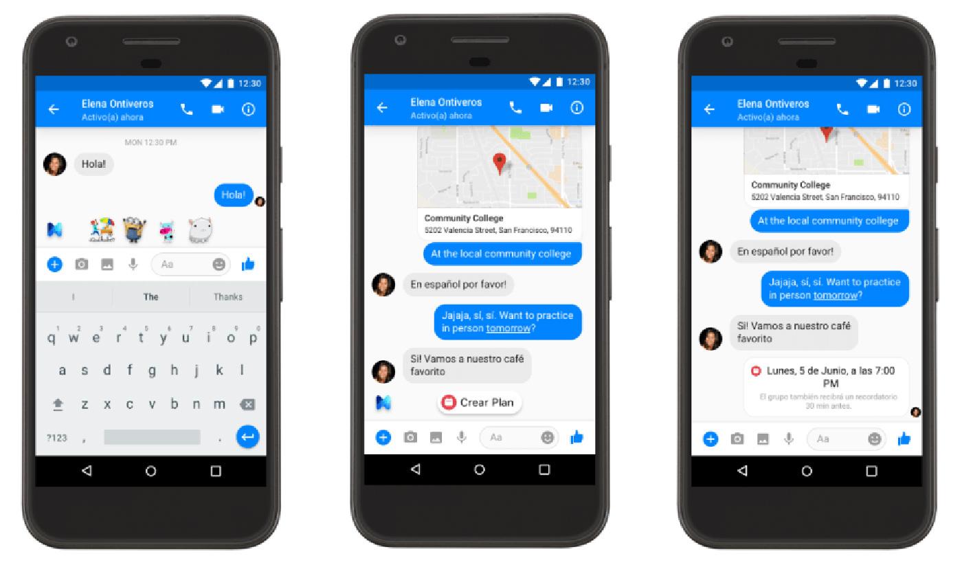 facebook messenger u0027s ai u0027m u0027 can now assist you in spanish