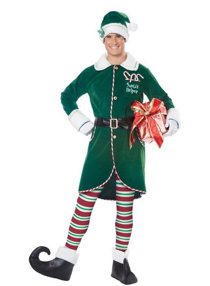 Elf Halloween Costume on Sale