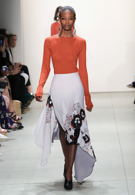 Prabal Gurung - Runway - September 2016 - New York Fashion Week: The Shows