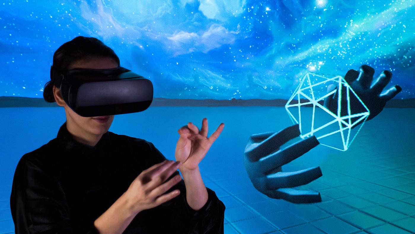 Leap Motion 要把你的手都带到移动版 VR 世界里