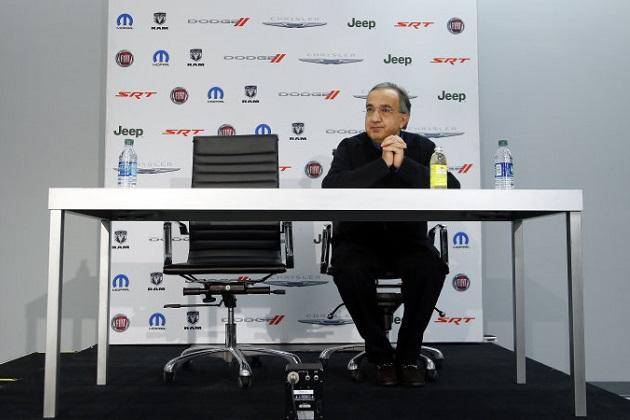 【レポート】FCAのマルキオンネ氏、GMバーラCEOにメールで合併を打診