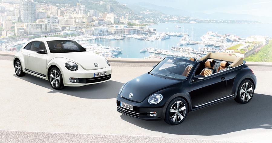 volkswagen The Beetle Turbo/The Beetle Cabriolet Exclusive