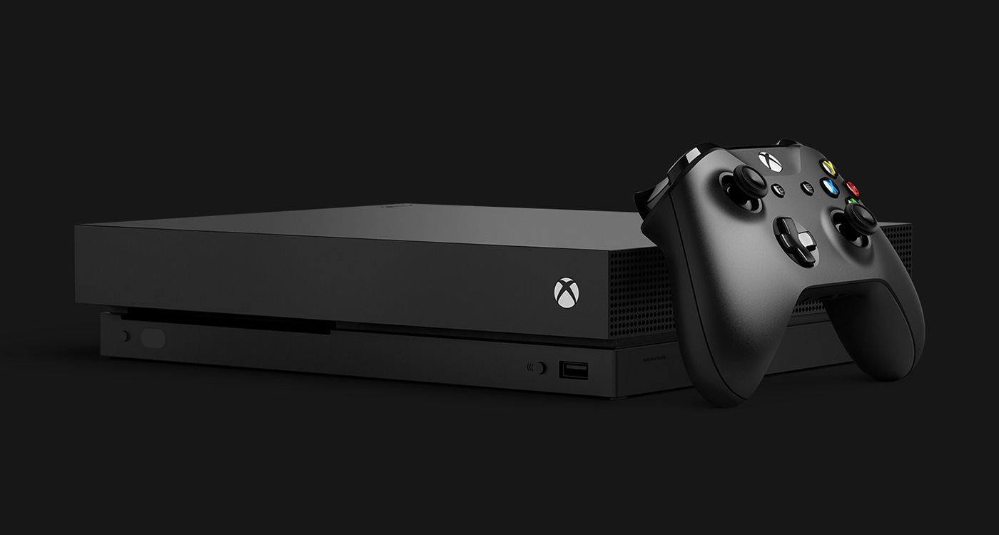 Gear Eye Tracking >> Microsoft unveils the $499 Xbox One X, the most powerful console ever