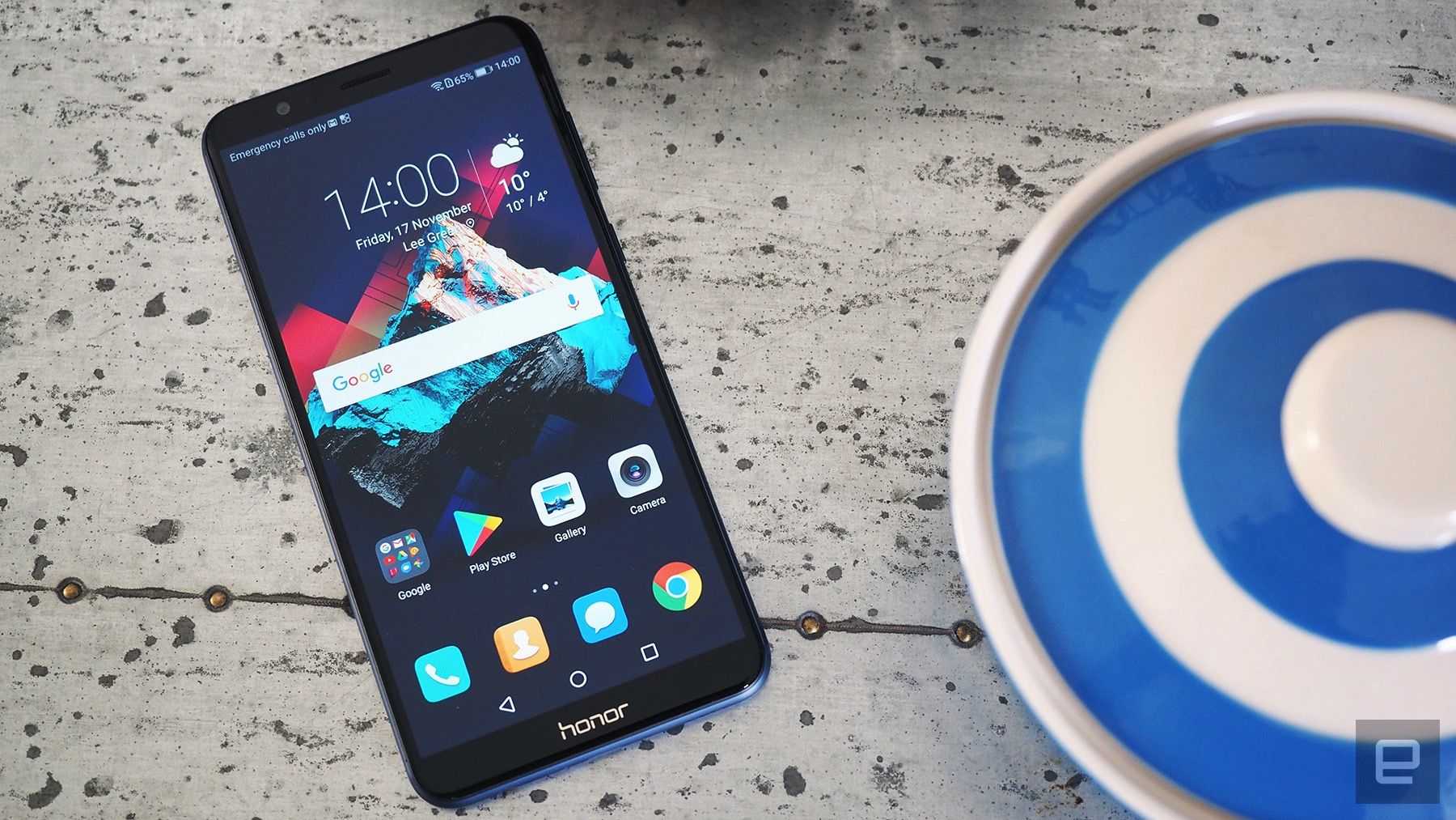 Honor 7X Delivers Massive Screen for Small Price