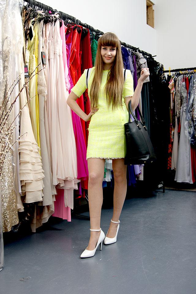 girl meets dress my work style