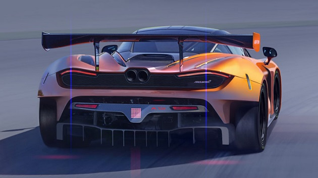 McLaren 720S The Drive World Copyright: ©McLarenAutomotive Ref:  McLaren-720S-TheDrive-307.CR2