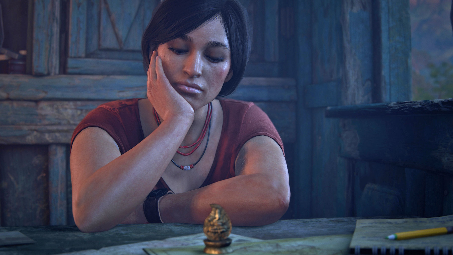 Chloe is a prominent figure in Uncharted 2 and makes an appearance in Uncharted 3. Despite this screen time, we know little about her history and ...