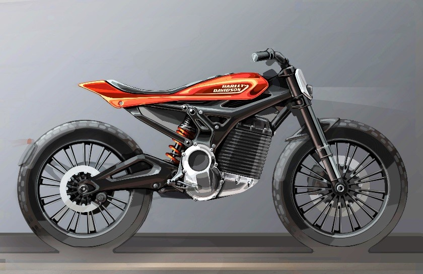 Harley-Davidson Bombshell Includes Adventure Bike