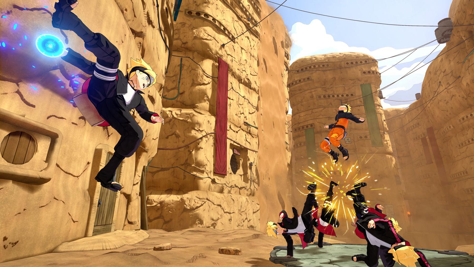 Shinobi Striker makes Naruto a serious online fighter