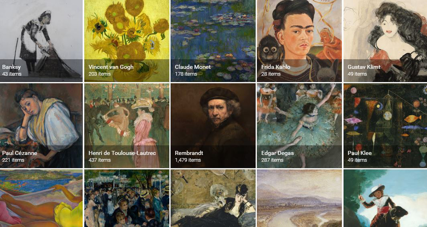Google Arts And Culture >> Google S Art And Culture App Turns Your Phone Into A Museum