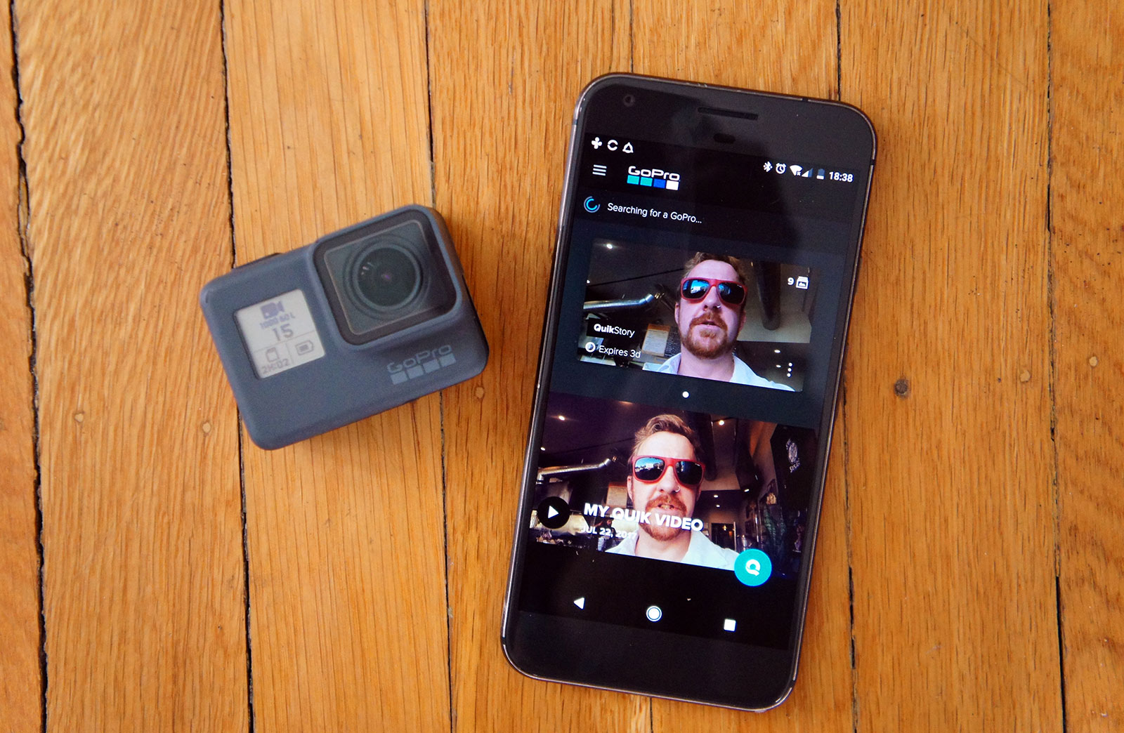 GoPro's New QuikStories Feature Will Quietly Auto-Edit Your Footage