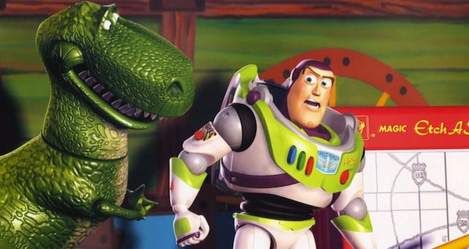 Toy Story 2 Movie Mistake
