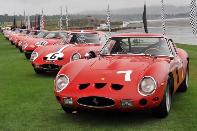 超希少な1962年型フェラーリ「250GTO」が何と66億円で売りに!