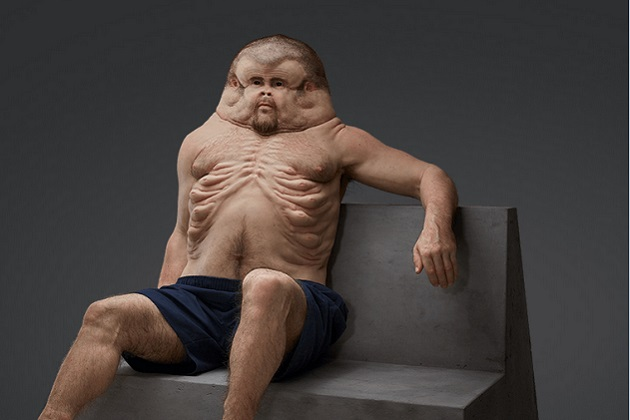 【ビデオ】これが自動車事故に耐えられる人間の体! オーストラリアのアーティストが外科医や交通技師と共同でフィギュアを制作