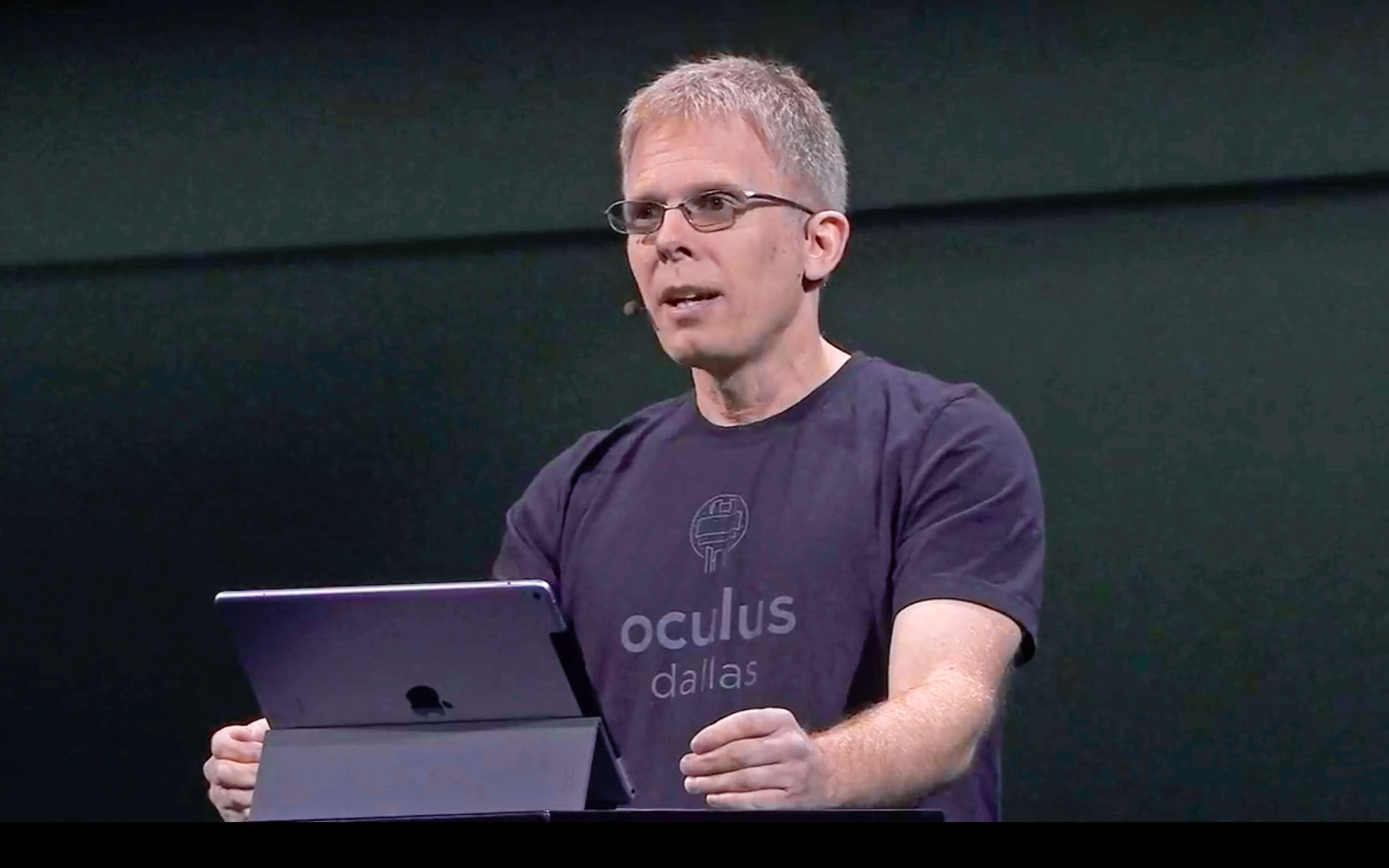 04718a871f88 Oculus CTO John Carmack reveals what s next for Oculus Go
