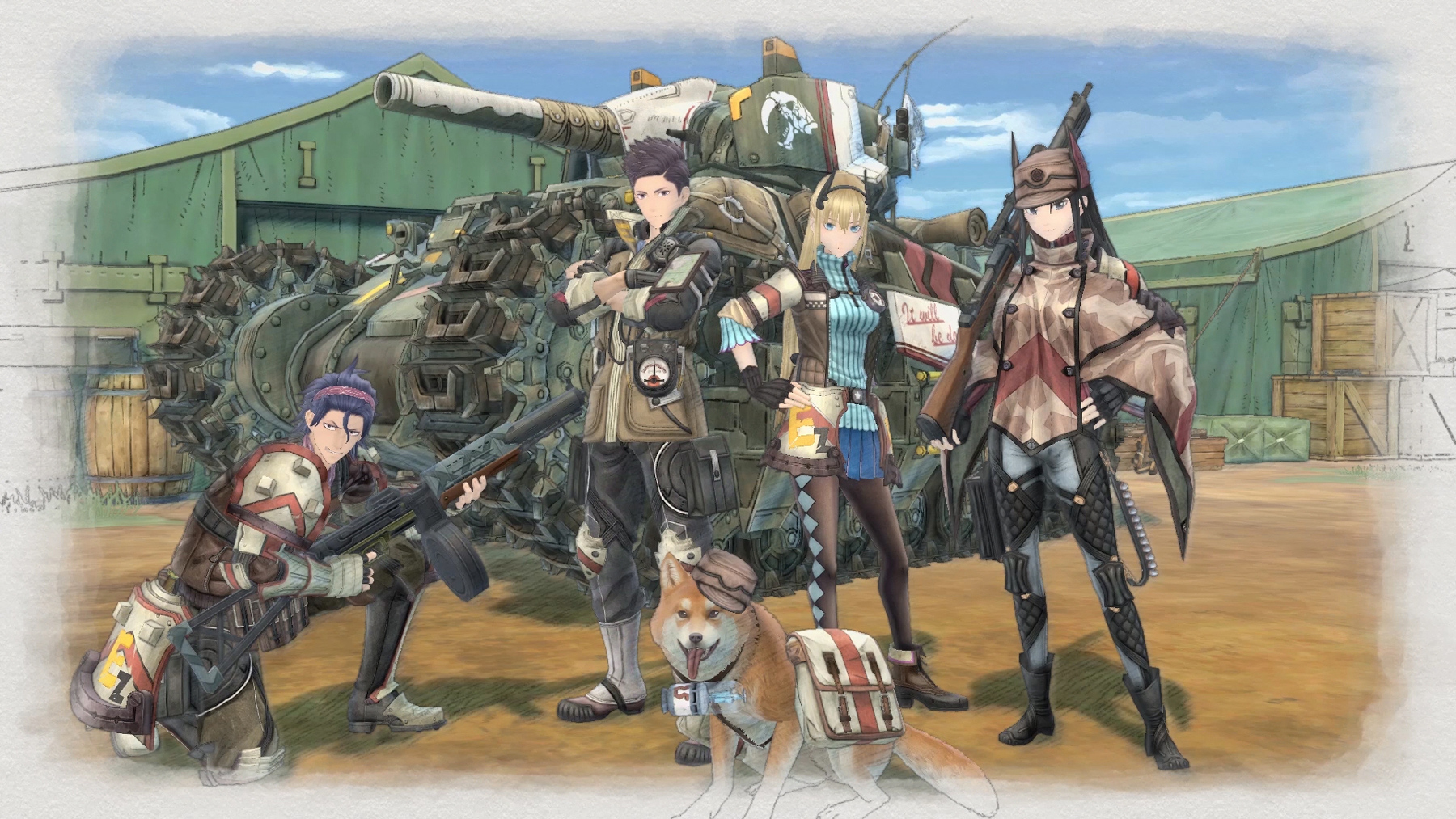 'Valkyria Chronicles' sequel will go back to its strategy roots