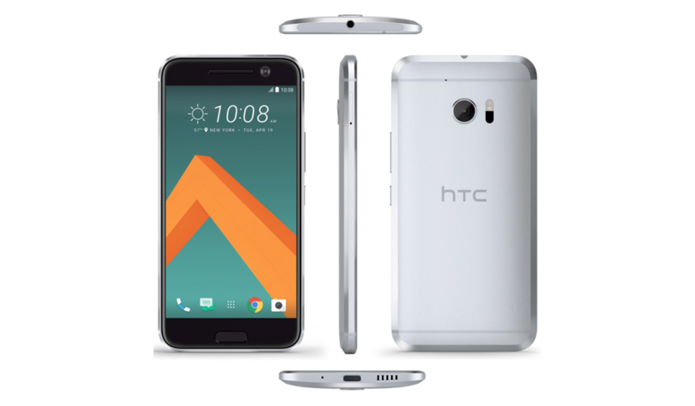 HTC 10 renders show off the upcoming flagship phone