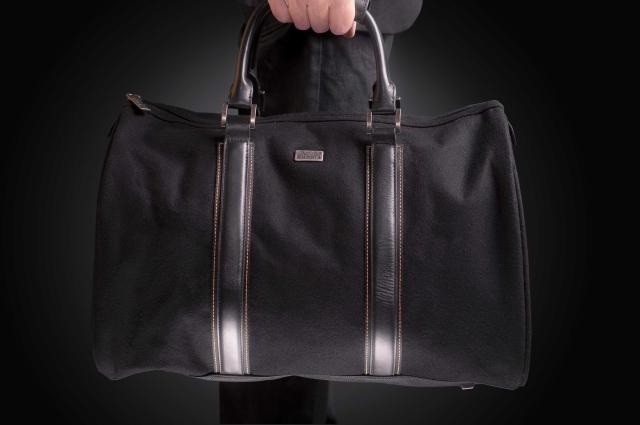 Rhodia weekend bag