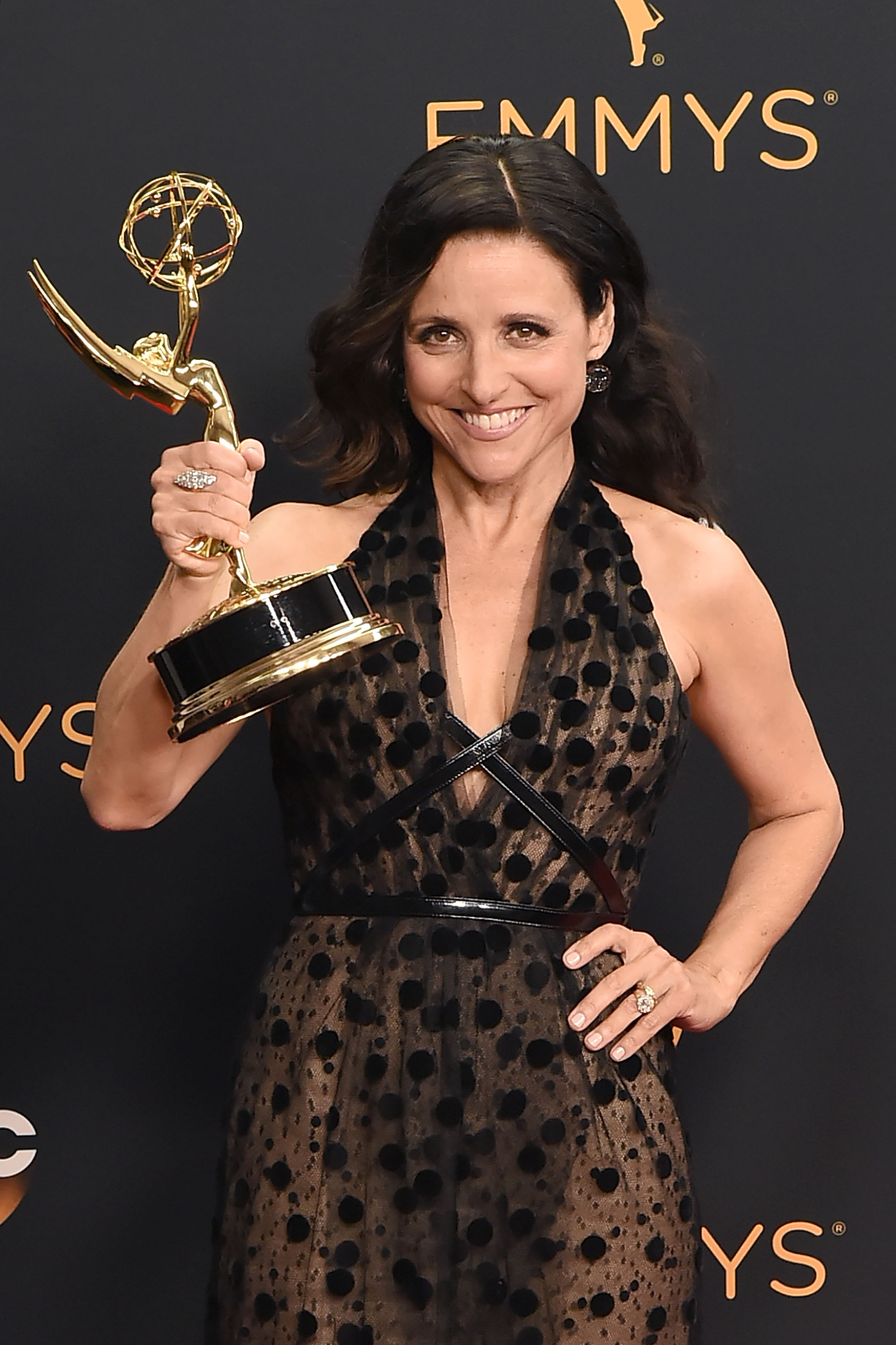 68th Emmy Awards - Press Room