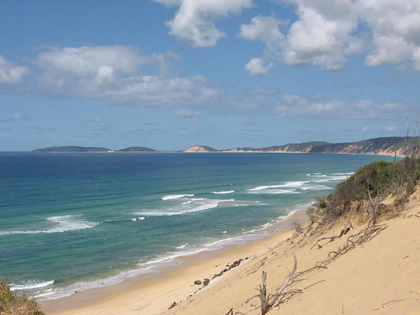 British woman dies in quad bike accident on beach in Australia