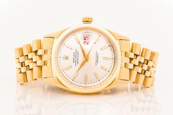Eisenhower's Rolex Watch