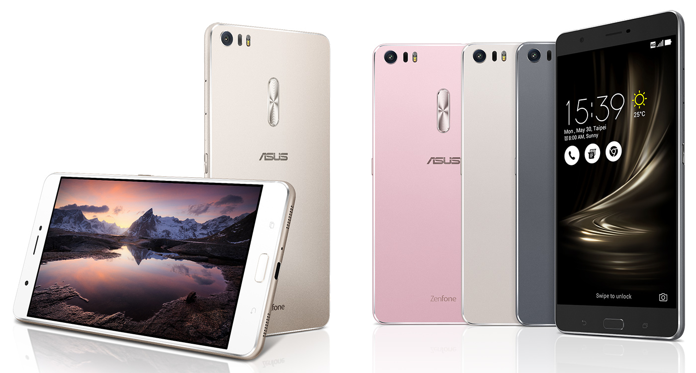 Image result for ASUS Zenfone 3 Ultra