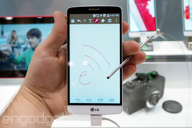 The LG G3 Stylus May Do Well In Developing Markets If Price Is Right