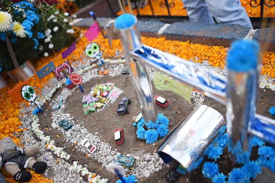 41 fotografías que muestran la belleza del panteón de Mixquic en Día de