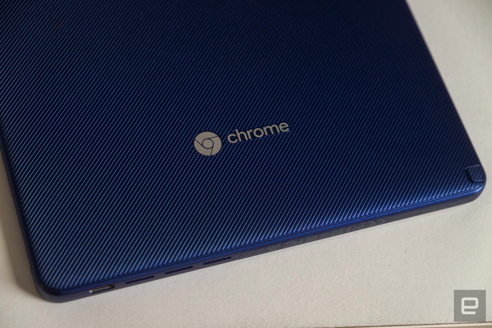 Chrome OS on a tablet doesn't make a lot of sense