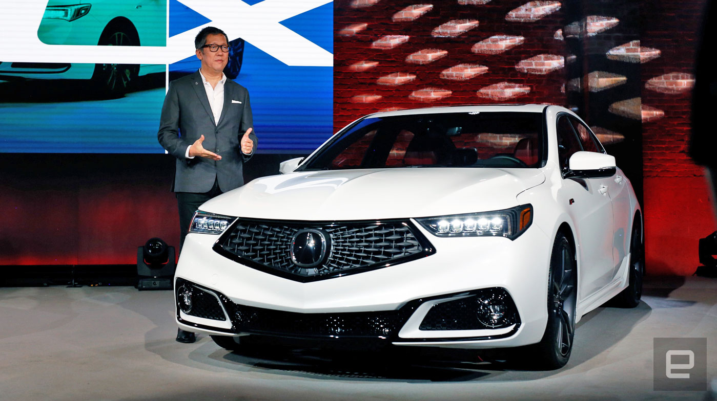 With its 2018 TLX, Acura learns the value of good design Acura Tlx on acura tl wagon, acura rlx, acura 3.0cl, acura motorsports, acura legend, acura clx, acura canada, acura vs, acura models, acura zdx, acura integra, acura tcs, acura xls, acura colors, acura suv, acura crossover, acura v8, acura hatchback 2012, acura lx, acura cl,