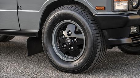 ECD Range Rover Classic