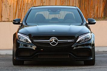 2015 Mercedes-AMG C63 S