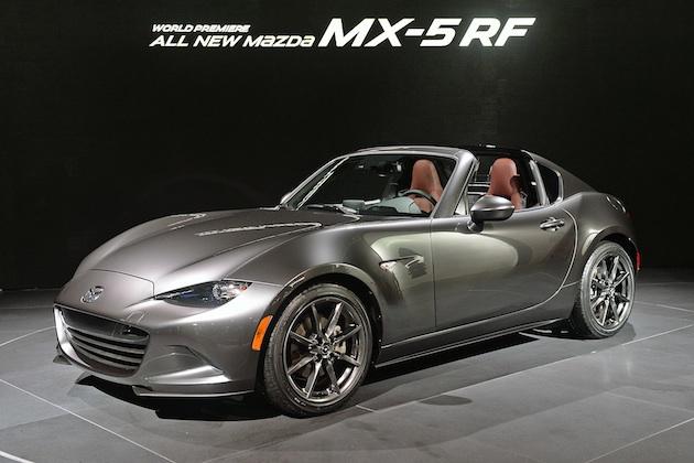 マツダ、米国で「MX-5 ミアータ RF ローンチ・エディション」の予約を開始