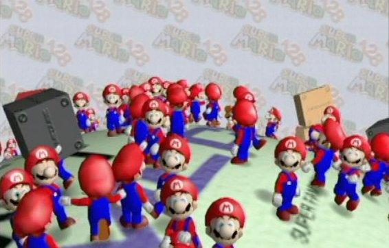 Video Game Creepypasta: Mario 128 - AOL Games