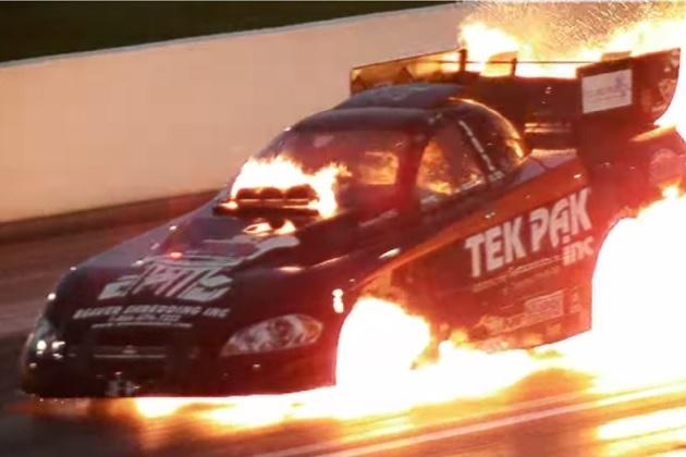 【ビデオ】変形! バラバラ! 爆発! レースで起きた大トラブルの数々をまとめた映像